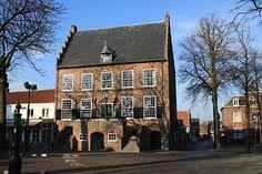 Oude Raadhuis aan de Markt in Oirschot