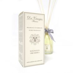 Magnolia Orchidea Home Fragrance Dr Vranjes Home Fragrances are available in the Annabelle Decor online store! Home Fragrances, Modern Decor, Magnolia, Diffuser, Antiques, Store, Antiquities, Antique, Magnolias