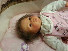 Купить Кукла реборн Шанель -3 - бордовый, подарок, девочкам, куколка на счастье…