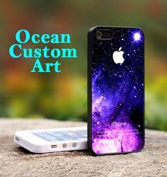 Galaxy Nebula Apple