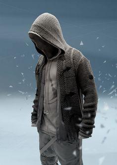 Chaqueta basada en Assassin Creed