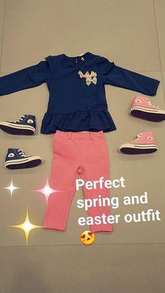 Perfect spring out fit! :D online @ kookoochildren.com