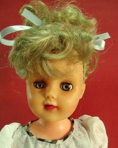 Boneca Antiga Da Estrela 60s - R$ 215,00 no MercadoLivre