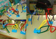 Els nostres moments a l'aula d'infantil: El Rincón de los Artistas