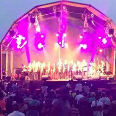 Morejazz Big Band on stage now #morejazz6 #happeningnow #portofmaputo #vamosvencer #dontmissout