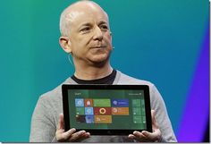 Microsoft's first surface Ad for its upcoming Windows 8 Tablet