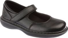 Dr. Martens Womens Trinity Non-Slip Mary Jane Flat Shoe