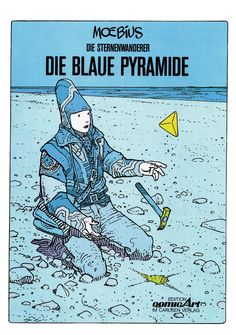 The Blue Pyramid — Jean (moebius) Giraud