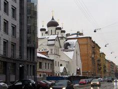 Church of the Sign of Holy Virgin A Pomor church on Tverskaya ul. St Petersburg