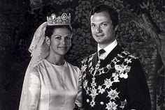 Kungliga bröllop - Sveriges Kungahus