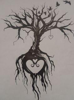 Tree of life tattoo by EmmyBunny.deviant… on – Jenn Guerra Tree of life tattoo by EmmyBunny.deviant… on Tree of life tattoo by EmmyBunny. Trendy Tattoos, Love Tattoos, Body Art Tattoos, Tatoos, Family Tattoos, Tattoo Sketches, Tattoo Drawings, Tattoo Familie, Petit Tattoo