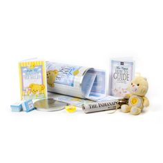 Great Baby gift for baby shower, or for the soon-to-be mother! Baby Time Capsule to collect the memorabilia from milestone moments of the first year of your baby's life. Get this from www.timecapsule.com What was life like when you were born? #love #timecapsule #milestonemoments