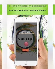 #Soccer| Stars| Celebrities| Playmakers all in 1 Soccer Walls #iOS #App. Use it & rate us. https://appsto.re/us/s3MVbb.i