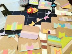 journal tags and labels