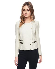 Space Dye Knit Jacket | Juicy Couture