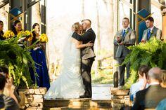 Eureka Springs Thorncrown/Crescent Hotel Wedding