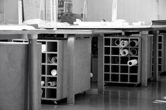 Estudio de Alvar Aalto