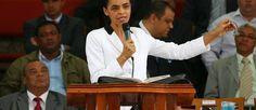 Marina usa a Bíblia para tomar difíceis decisões políticas