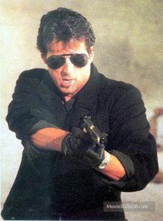 Cobra - Publicity still of Sylvester Stallone Hero Movie, Movie Tv, Stallone Cobra, Silvester Stallone, Demolition Man, Rambo, Bad To The Bone, Rocky Balboa, 80s Movies