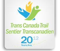 Trans Canada Trail / Sentier Transcanadien, you can virtually track your steps (daily, at home) and see how far you would have walked the Trail !