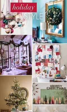 Interior Style File: Holiday Style