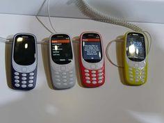 Nokia 3310 - un telefon reinventat după 17 ani la MWC 2017. Primele impresii . Nokia 3310 este un telefon simpatic, cu un design vesel și costă doar 49$. Are display color și promite o autonomie de invidiat. https://www.gadget-review.ro/nokia-3310-un-telefon-reinventat-dupa-17-ani-la-mwc-2017-primele-impresii/