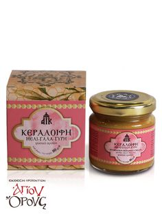 50%ΕΚΠΤΩΣΗ - 50% DISCOUNT - Κεραλοιφή με Μέλι - Γάλα - Γύρη - Beeswax Cream with Honey - Milk - Pollen #discount #sales #monastic #products #mount #athos #beeswax #creams #agio #oros #monastiriaka #proionta