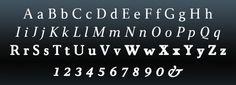 Pressroom font download