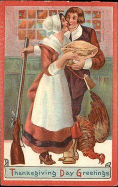 A little Pilgrim lovin.