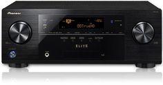 Pioneer anuncia dos nuevos receptores Elite para deleitar a los aficionados del buen sonido