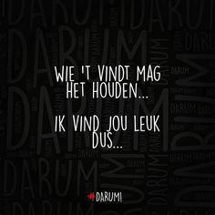 """#darum"