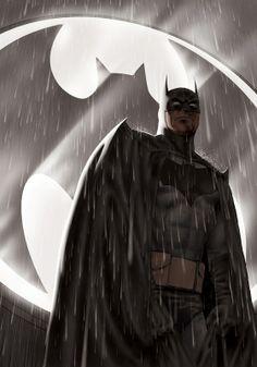 Batman by Casey Heying