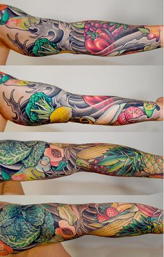- Arm Tats, Arm Sleeve Tattoos, Skull Tattoos, Sexy Tattoos, Girl Tattoos, Chef Tattoo, Tattoo You, Koch Tattoo, Cooking Tattoo