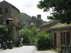 Brousse le Chateau, Aveyron