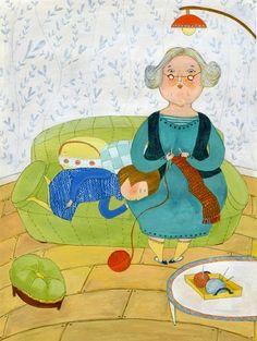 Pinzellades al món: Tricotar: llana i agulles il·lustrades / Tricotar:...