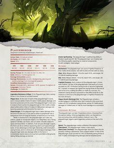 Dark Arts Player's Companion Monsters Part 3 by Jonoman300