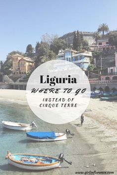 Visiting the Ligurian towns of Levanto, Bonassola, and Framura in Italy