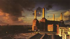 Battersea Power Station - Pink Floyd - Animals cover