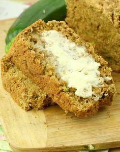 The Best Healthy Zucchini Bread