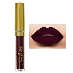 LASplash Cosmetics Lip Couture Lipstick Waterproof  Malevolent -- Want additional info? Click on the image.