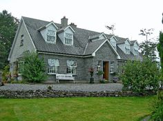 Our family's bed and breakfast: St. Ruth's Farmhouse B, Athlone, Ireland. Cousin Helen runs it now!