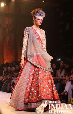 Anju Modi Lakme Fashion Week34