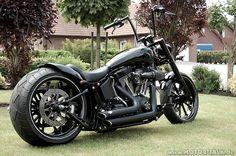 Apehanger Harley Davidson