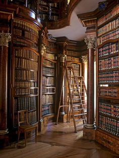Appreciating This... one of Pemberley's six libraries