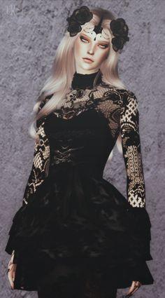 ˈtɒksɪk sims 4 gothic dress #ts4cc #dress #clothes #goth