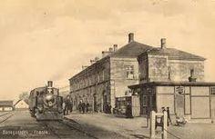 Den gamle jernbane i Præstø. #praestoe