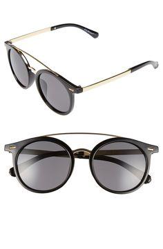 fdf2530166d85 A.J. Morgan  Loop  50mm Retro Sunglasses