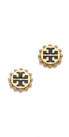 Tory Burch studs - perfect accessory to any outfit!