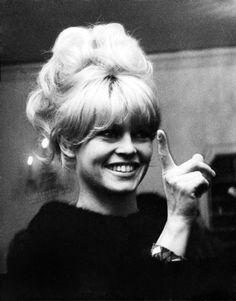 "brigitteritajayne: "" "" Brigitte in the 1960s source "" """