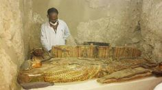Egyptian #Archaeologists Reveal Massive 3500-Year-Old Tomb Contains #Mummies and Thousands of Artifacts